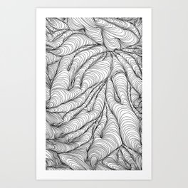 Going Deep Art Print