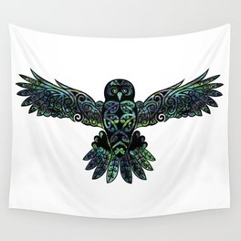 Morepork Wall Tapestry