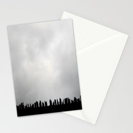 Stabbing at the Sky Stationery Cards