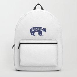 Smokies Bear Backpack
