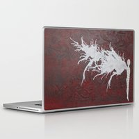 hero Laptop & iPad Skins featuring Hero by Maddy Knuth