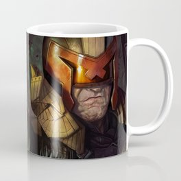 Dredd Coffee Mug