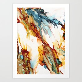Synthesis Art Print