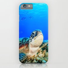 UNDER THE SEA - TURTLE Slim Case iPhone 6