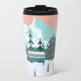 Into the Wild Travel Mug