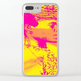 I 2 Sing America Clear iPhone Case