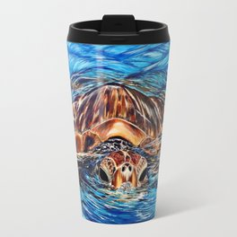 """Honu"" Travel Mug"