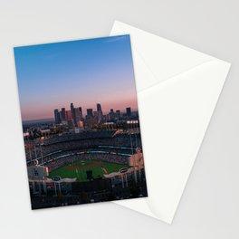 Dodger Stadium Stationery Cards