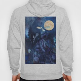 The Journey to the Magic Academy Hoody