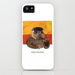 Vincent van Gopher iPhone Case