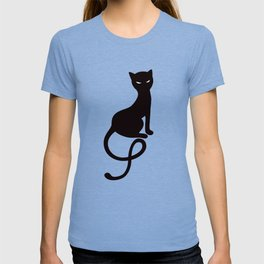 Gracious Evil Black Cat T-shirt