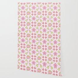 Hanami Nummies   Blush Wallpaper