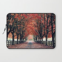 Welcome Home to Fall Laptop Sleeve