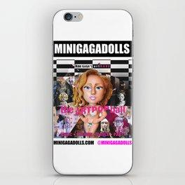 artRAVE minigadolls iPhone Skin