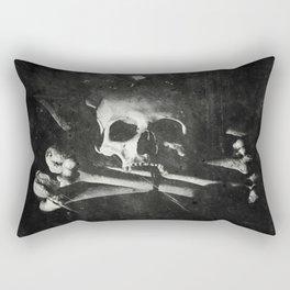 Once Were Warriors V. Rectangular Pillow