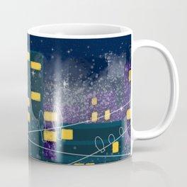 Sapphire City Coffee Mug