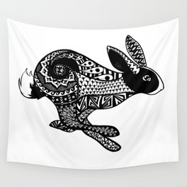 Rabbit Wall Tapestry