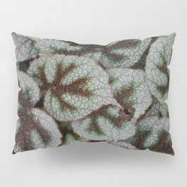 Leaf textures Pillow Sham
