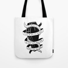 Stories For The Worms Tote Bag