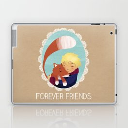 The little prince, Forever friends Laptop & iPad Skin