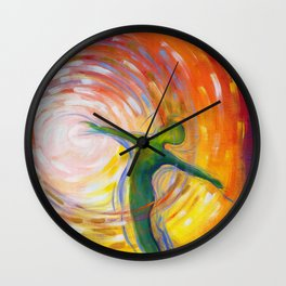 Forgiven Wall Clock