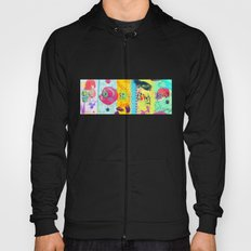 Candy knife fight Hoody