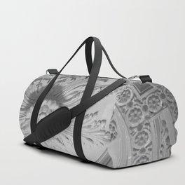 Art Above Duffle Bag