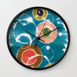Disassemble Wall Clock