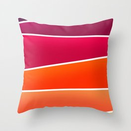 ABS No. 4 Throw Pillow