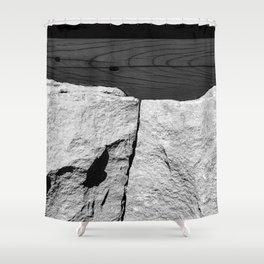 Hikaritsuke Shower Curtain