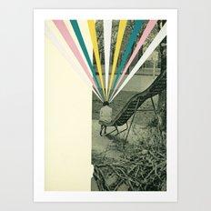 Capture Art Print