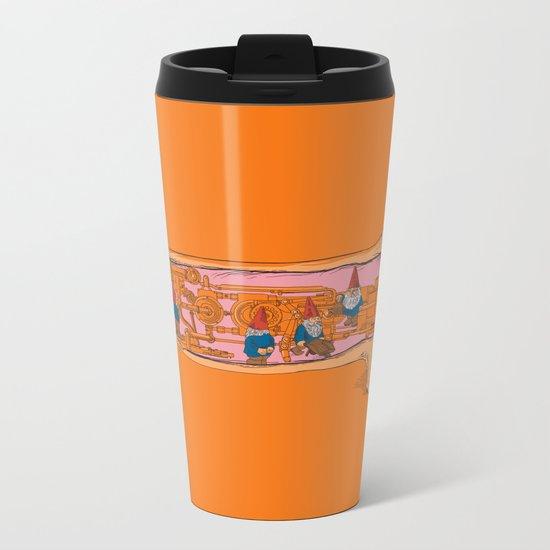 Secrets of the Dachshund  Metal Travel Mug