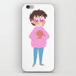 Yuuri Katsuki iPhone Skin