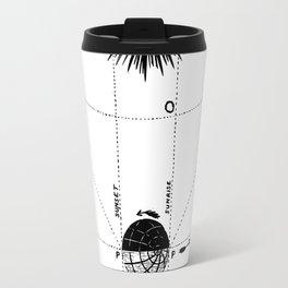 Orbit of Venus Travel Mug