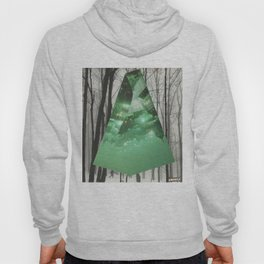 Emerald in the Trees Hoody