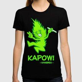 Kapow! - Kanebes T-shirt