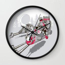Easy Speedin' Wall Clock