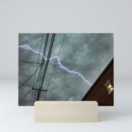 lightning #2 Mini Art Print