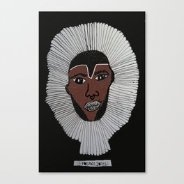Boogie Man Canvas Print