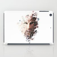 tom selleck iPad Cases featuring Tom Cruise by Rene Alberto