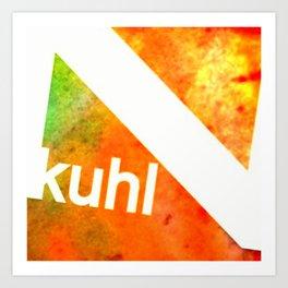 Kuhl Art Print