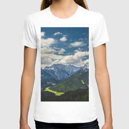 Stunning Julian alps T-shirt