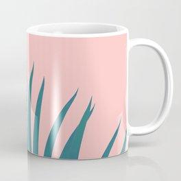 Tropical Palm Leaf #3 #botanical #decor #art #society6 Coffee Mug