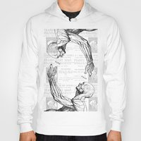 anatomy Hoodies featuring Anatomy by Alberto P