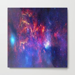 Core of the Milkyway Metal Print