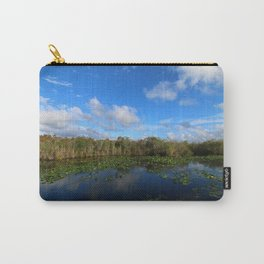 Blue Hour In The Everglades Carry-All Pouch