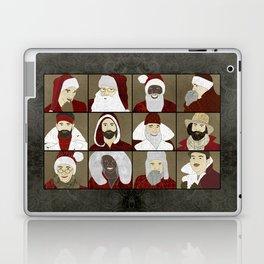 Baby Daddy Santa Laptop & iPad Skin