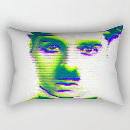 Charlie Chaplin Rectangular Pillow
