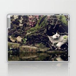 the pond Laptop & iPad Skin