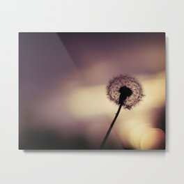 this is a world filled with love Metal Print